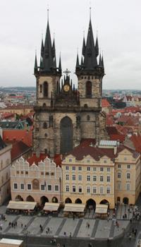 Stěhování Praha - ceník