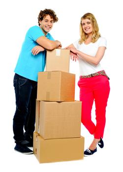 Stěhování levně - stěhovací služby